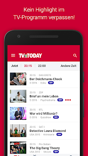 TV Today - TV Programm- screenshot thumbnail