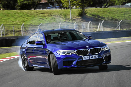 The new M5 has been designed for the executive but engineered for the racing driver