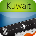 Kuwait Airport + Radar (KWI) icon