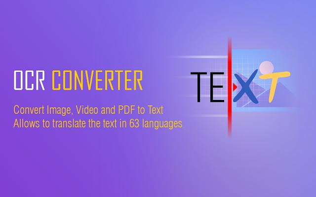 OCR Converter - OCR Software