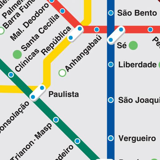 Baixar Sao Paulo Metro para Android