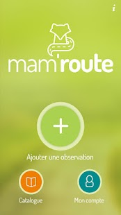 Mam'route Capture d'écran