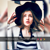 Photo Editor - SnapPic With Beauty Selfie Camera