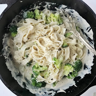 Low Calorie Chicken Alfredo With Broccoli Recipes