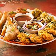 Namaste Veggie Platter