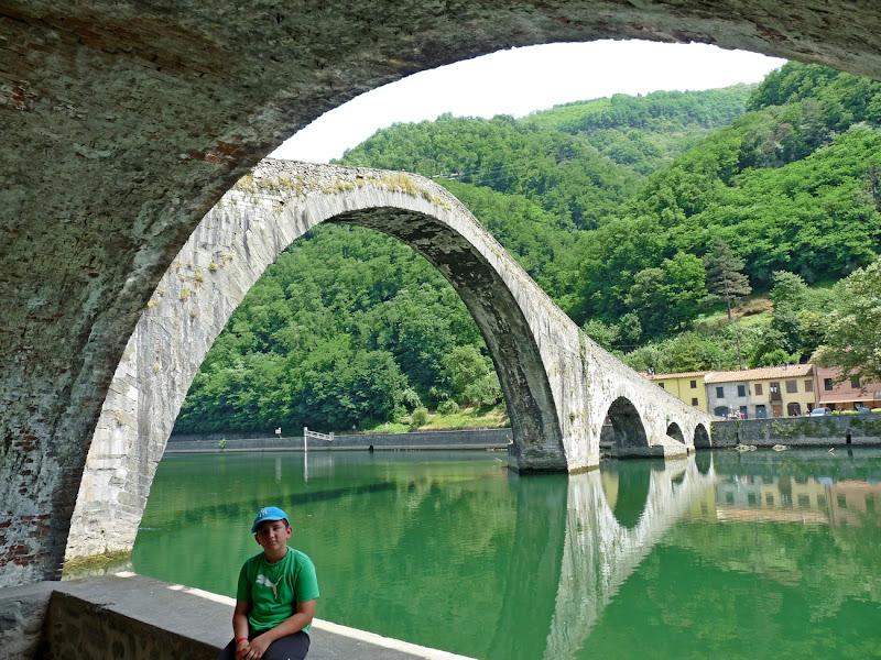 Il ponte della maddalena di Carmelo Baglivo