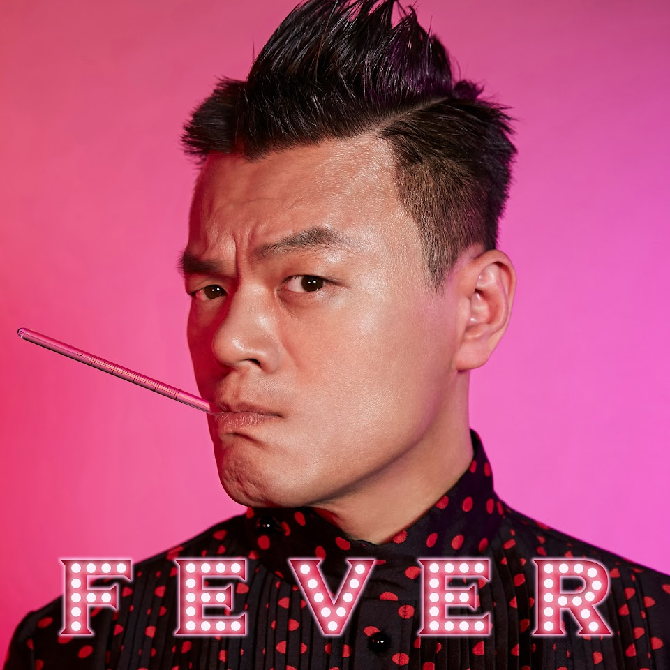 J.Y._Park_Fever_album_cover