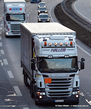 Photo: Haller R 420   ----->   just take a look and enjoy www.truck-pics.eu