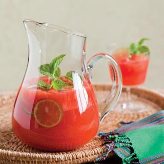 Watermelon-Sriracha Sangria