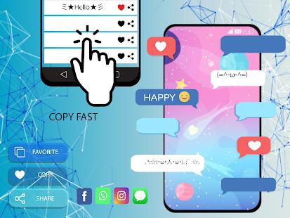 Download Fancy Text - Nickname Generator For PC Windows and Mac apk screenshot 1