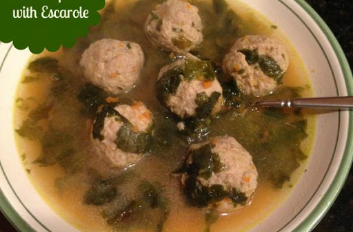 10 Best Italian Chicken Escarole Soup Recipes