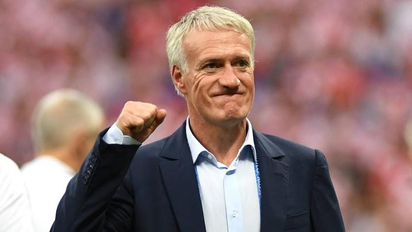 Deschamps iguala a Zagallo y Beckenbauer: campeón como jugador y entrenador