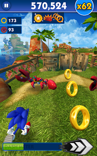 Sonic Dash 3.8.2.Go screenshots 9