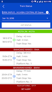 Train Status (IRCTC) App Download For Android 4