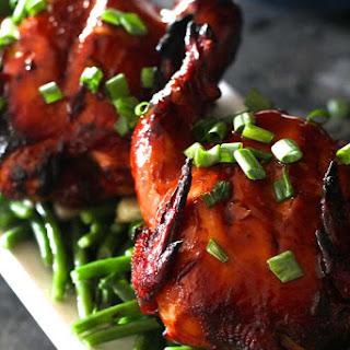 Asian Cornish Game Hens Recipes.