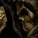 Skull Pack 2 HD Live Wallpaper icon