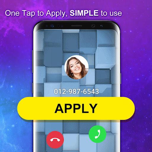 Color Phone - Call Screen Flash Themes 1.6.3 screenshots 5