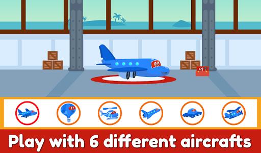 Carl Super Jet:  Airplane Rescue Flying Game screenshots 20