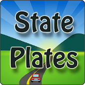State Plates License Tag Game