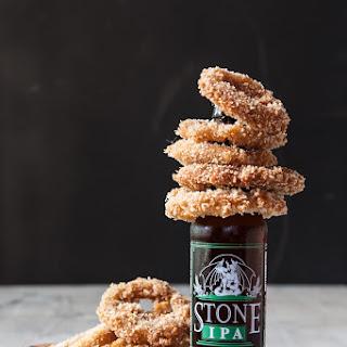 Crispy Beer Battered Steak House Onion Rings