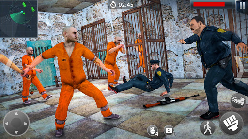 Break the Jail - Sneak, Assault, and Run 1.1.1 APK MOD screenshots 2