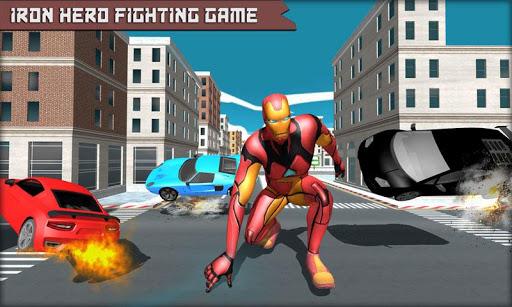 Iron Superhero War - Superhero Games 1.15 screenshots 5