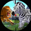 Safari Animal Hunter 2020: safari 4x4 hunting game icon