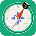 Qibla Compass - Prayer Times, Quran MP3 & Azan icon