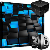 3D Cubes Live Wallpaper