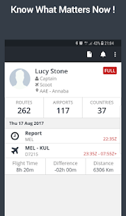 RosterBuster - flight and cabin crew roster app- screenshot thumbnail