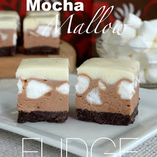 Mocha Mallow Fudge.