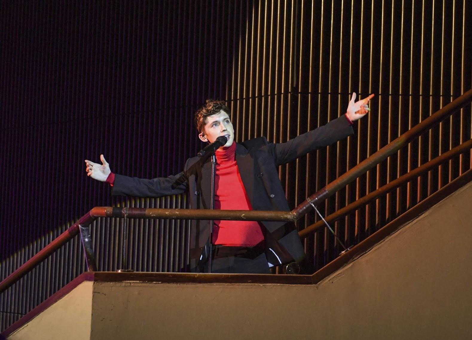 【迷迷現場】新世代LGBT代表人物 特洛伊 Troye Sivan 台北首唱 讚台灣超美