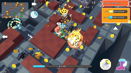 Legend of Foodie APK screenshot thumbnail 2
