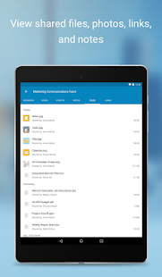 RingCentral Glip- screenshot thumbnail
