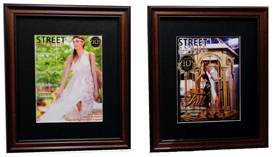 StreetScape Magazine, Magazines