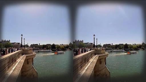 VR Journey to Paris