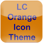 LC Orange Theme for Nova/APEX