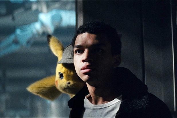 Pokemon Detective Pikachu' Star Justice Smith Loves 'Pokemon Go' (Exclusive  Clip)