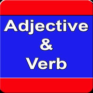 Adjective & Verbs - náhled