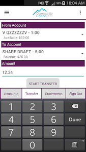 Your Choice Mobile Banking screenshot 4