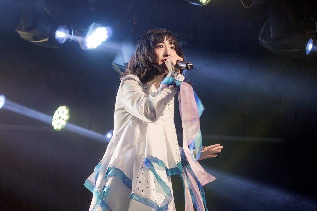 綾野真白 ( 綾野ましろ )首次台灣個唱 晴女事蹟再添 現場詳細報導