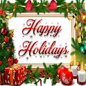 Magic Holiday Photo Frames 🎁 icon
