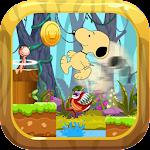 Wonderful Snoopy World Run Icon
