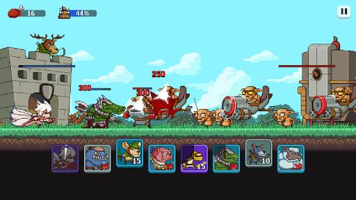 Monsters War: Epic TD Strategy Offline Games screenshot 3