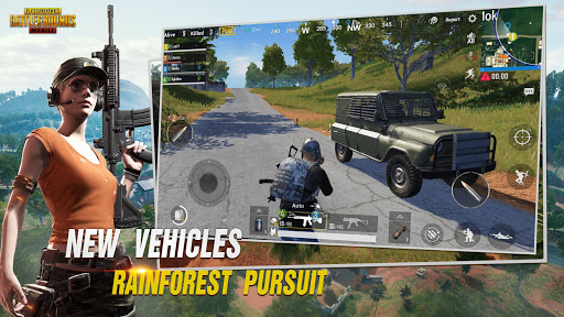 PUBG MOBILE 0.8.0 screenshots 3