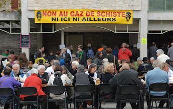 Photo: Gd Rassemblement citoyen de Barjac - dimanche 23 octobre 2011  - © Olivier Sébart