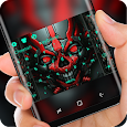 Hell skull king Keyboard apk