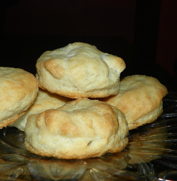 Quick Whipping Cream Biscuits Recipe