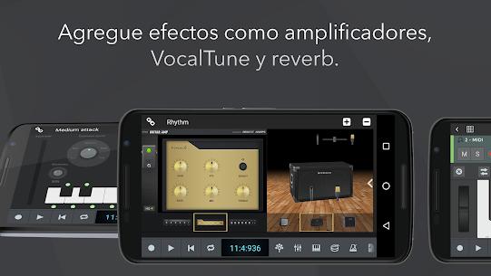 n-Track Studio: Grabar audio y Beat Maker