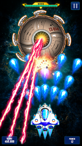 Space Shooter : Galaxy Attack 1.203 screenshots 12